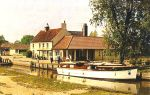 The Pleasure Boat Inn and Dyke